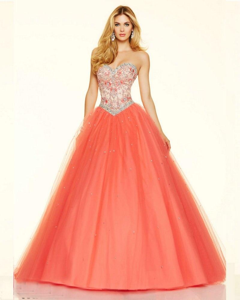 Online Get Cheap Corset Ball Gown Prom Dresses -Aliexpress.com ...