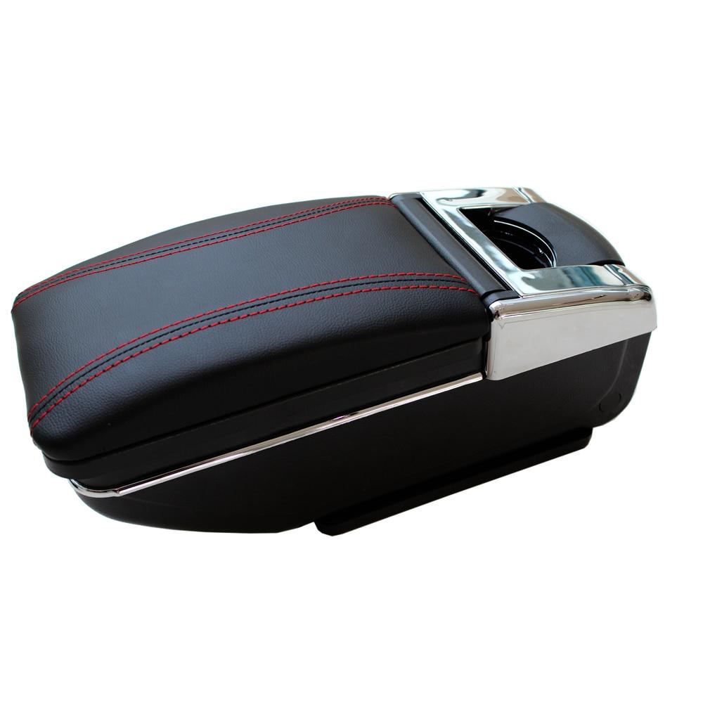 Reposabrazos para automóvil Consola central Caja de almacenamiento - Accesorios de interior de coche - foto 2
