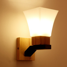 creative Simple wall light led bedroom bedside decoration Nordic designer living room corridor hotel wall lamps Holtel Corridor