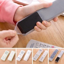 Silicone Storage Bag TV Remote Control Air Condition Dust Cover Protective Case Skin Holder Organizer Home transparent Accessory