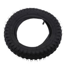 цена на 12.5x2.75 Scooter Tire & Inner Tube Set Replacement for Razor MX350 MX400 Inflatable Electric Scooter Tyre Tire Inner Tube