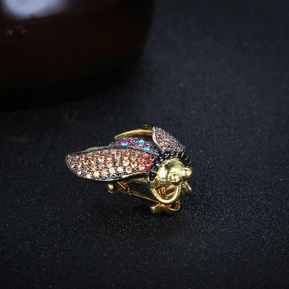 Уникальные женские броши для дома вставки воротник с лацканами Заколки ювелирные аксессуары костюм рубашки сумки корсаж (jewelora NE102788)
