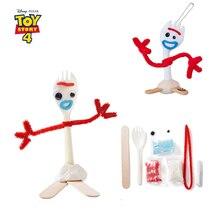 Горячие игрушки фильм форки плюшевые игрушки Story4 Вуди и Джесси Базз Лайтер фигурка инопланетяне лотсо брелок игрушки для детей и взрослых подарки