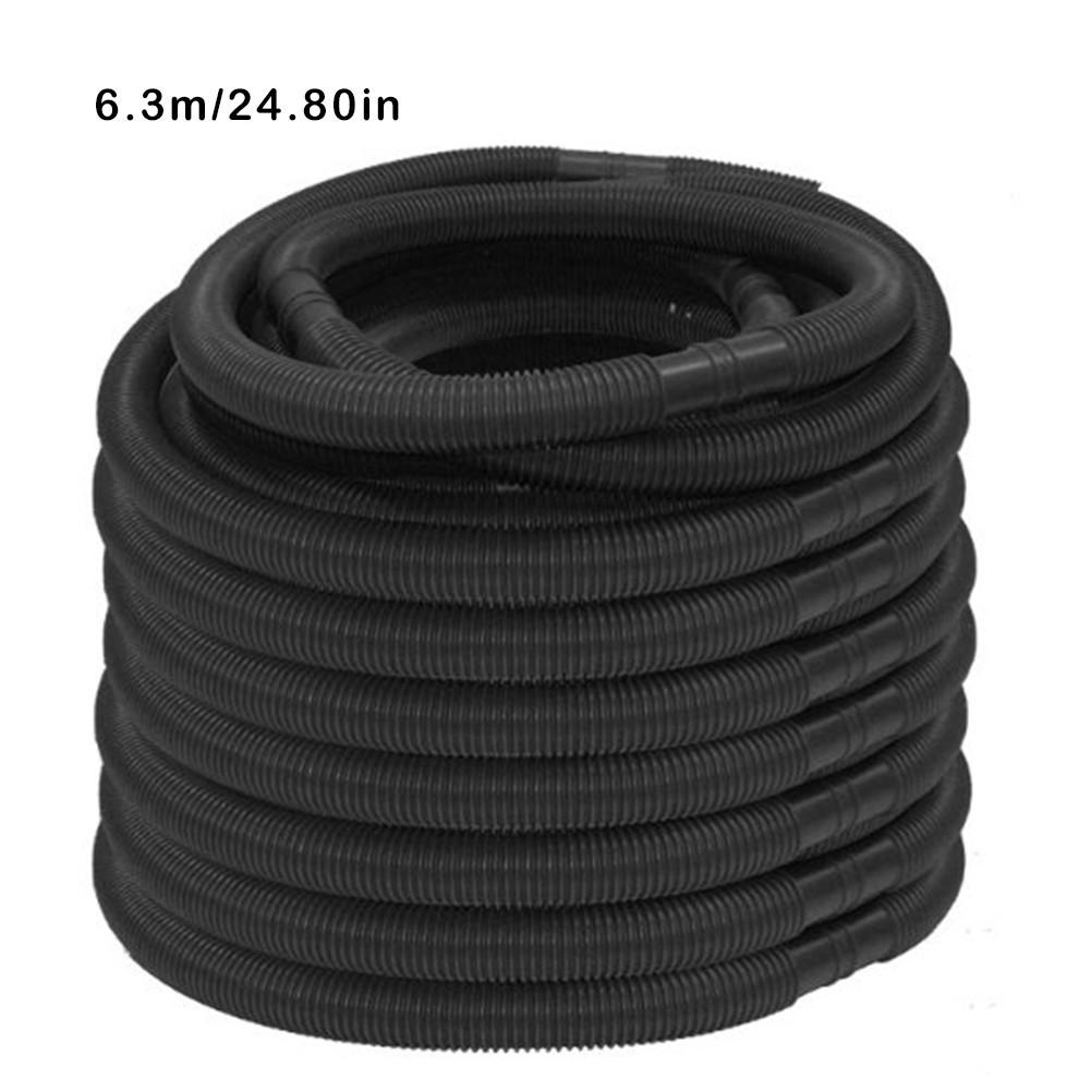 6.3m Swimming Pool Hose Water Hose 32 Mm Garden Drip Pipe PVC Hose