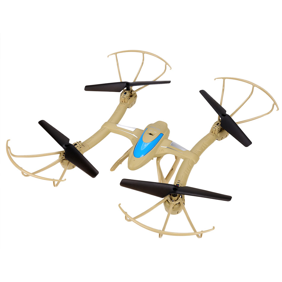 ФОТО MJX X500 Drone 2.4G 6-Axis Headless RC Quadcopter Helicopter Baby Boy Toys Gift