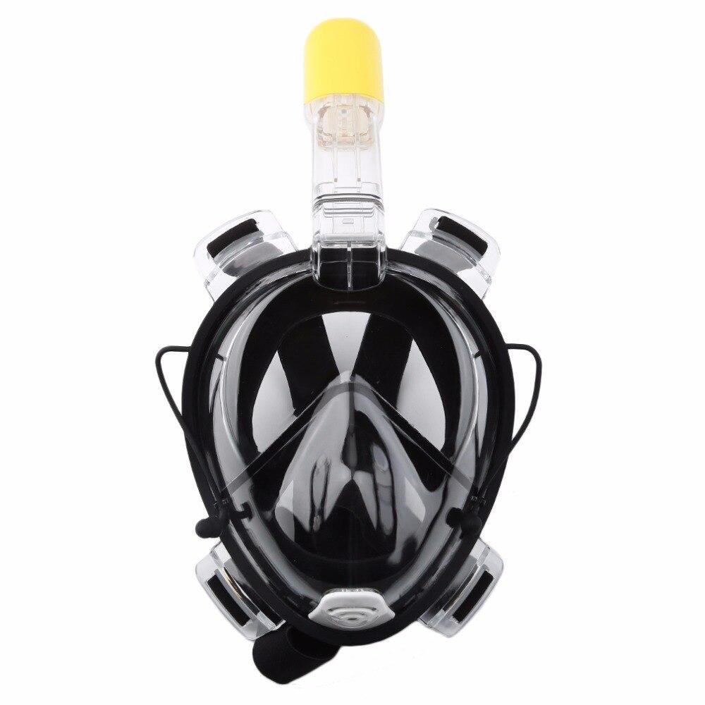 Neue Tauchen Maske Scuba Maske Unterwasser Anti Gesicht Schnorcheln Maske Kinder Kind Schnorchel Schwimmen Tauchausrüstung