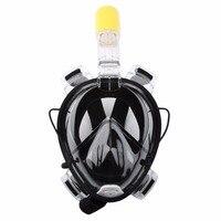 New Diving Mask Scuba Mask Underwater Anti Fog Full Face Snorkeling Mask Children Kid Swimming Snorkel