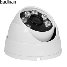 "GADINAN AHD Security Surveillance Metal Dome Camera AHDH 1080P NVP2441 + 1/2.9"" SONY IMX323 Sensor FULL HD AHD Camera"