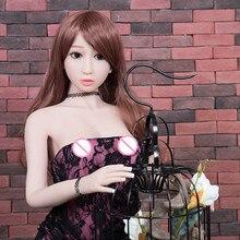 Bambole del sesso 140 centimetri #14 Pieno TPE con Scheletro Adulto Giapponese Bambola di Amore Della Vagina Realistica Figa Realistico Sexy Bambola per Gli Uomini