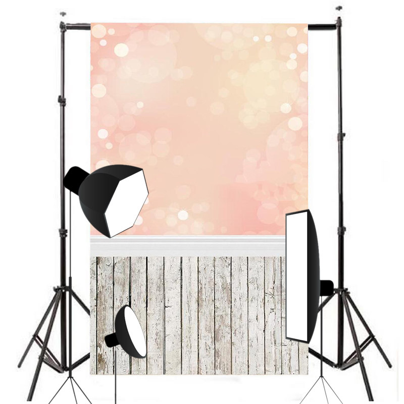 Mayitr 1pc Wooden Floor Photography Backdrop Cloth Background Photo Studio Props