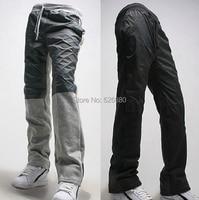 The New Autumn 2014 Men Stitching Color Design Men S Casual Pants Sports Pants