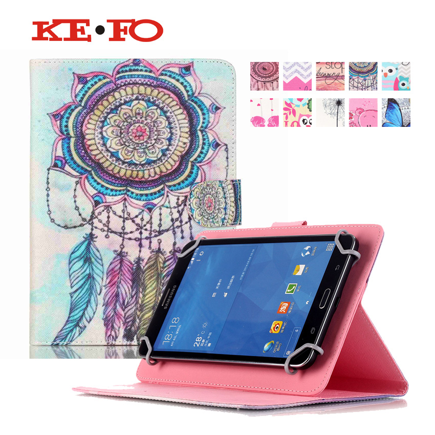 7 inch Universal Tablet Case cover For Lenovo Tab3 7 LTE 7 inch PU Leather Book Cases for kids For Lenovo Tab A7-30 A3300 S4A92D