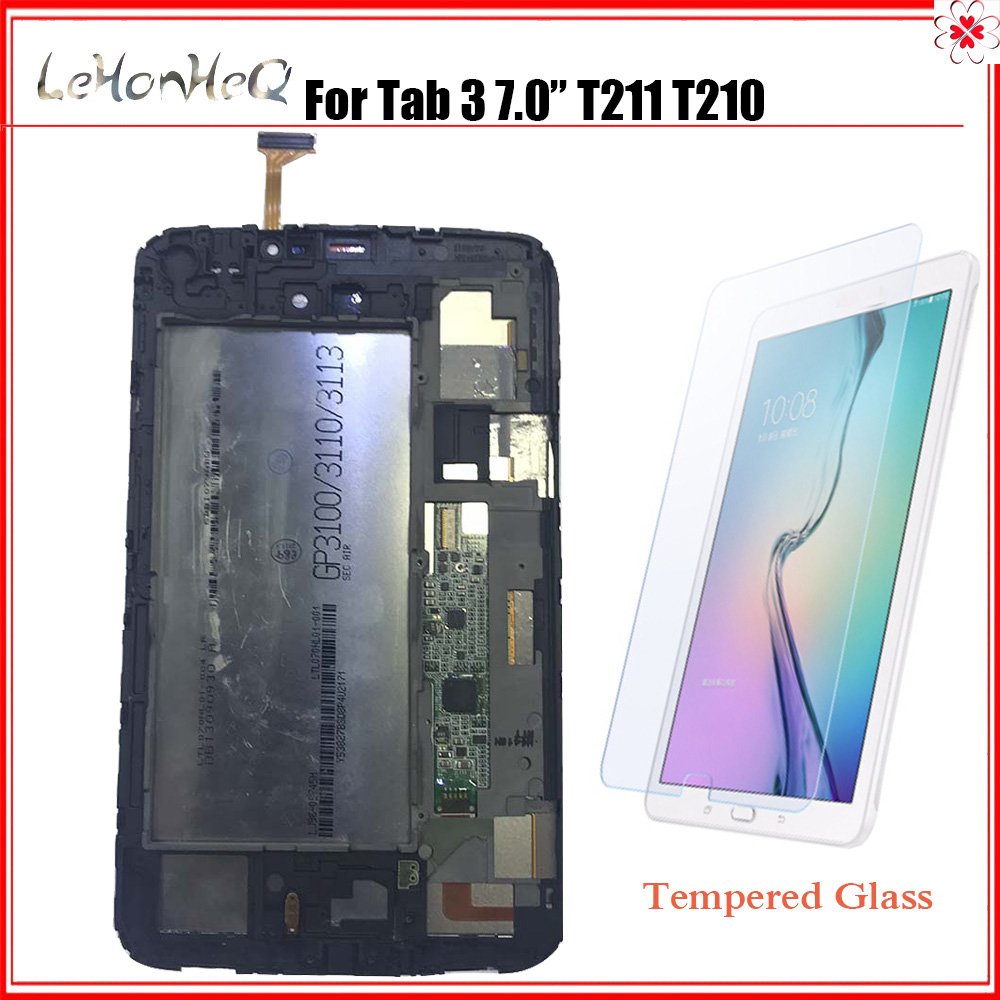 New Tablet T210 For <font><b>samsung</b></font> galaxy Tab 3 7.0