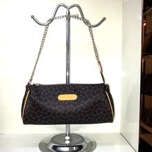 fashion handbags top Quality Genuine Leather Handbag women EVA clutch Pochette Shoulder Bag crossbody bags for women purses