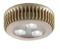 Hot Sale No Glare Soft LED 4w 6w Under Cabinet Light GX53 Base 3 LEDs Epistar