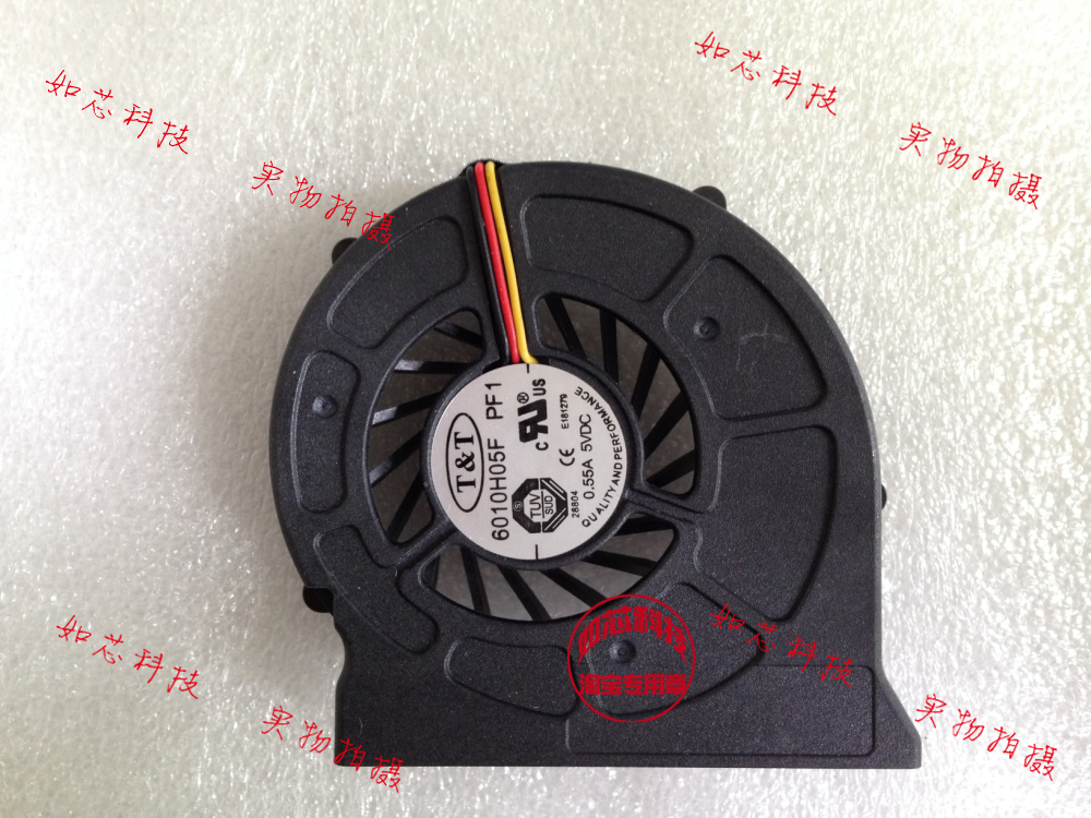 New Original Laptop//Notebook CPU cooling Fan for Tsinghua tongfang THTF T43 T45 T45-GA MF75070V1-C300-A99 THER7NTSN1 NTSN1413