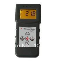 MS300 Inductive moisture meter measuring moisture content of wood,paper,Bamboo, concrete,metope