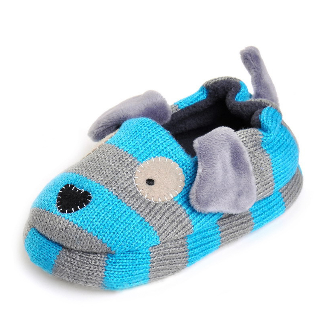 Knitting Shoes Suppliers : Popular kids knitted slippers buy cheap