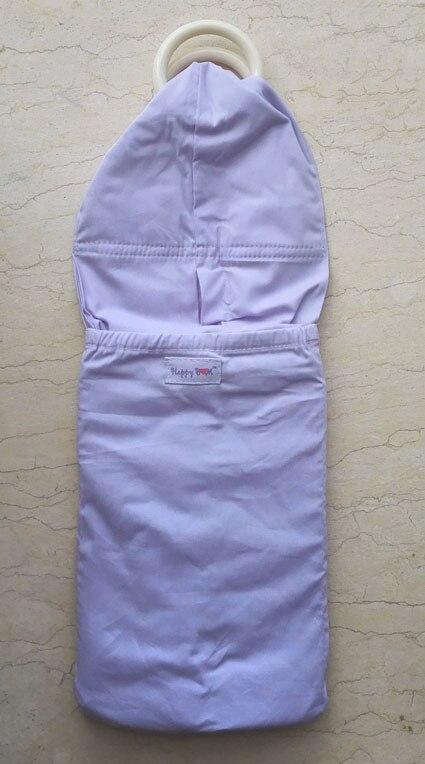 10 цветов на выбор, дизайн, Детские переноски, Детские переноски, кольца, слинги/1 шт., легко регулируется, кольца, слинг - Цвет: light purple