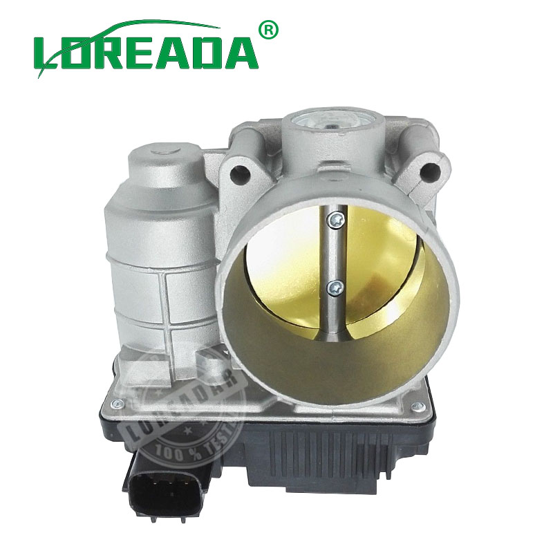 50MM Throttle Body Assembly For Nissan Almera Sentra Teana 1.8L SERA576-01 16119-AU000 AU00B AU00C RME50 ETB0003 цена