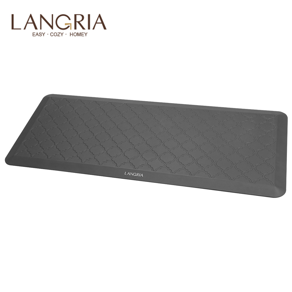 Anti-fatigue Floor Mat Ergonomic Comfort Standing Kitchen Desk Mats Waterproof