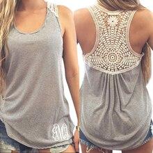 Brandwen 2017 Summer Women Lace T shirt Fashion Casual Cotton Shirt Candy Color Women's shirt Hollow Out