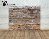 Repair damaged bar wood brick wall backgrounds for photo studio vinyl photography backdrops