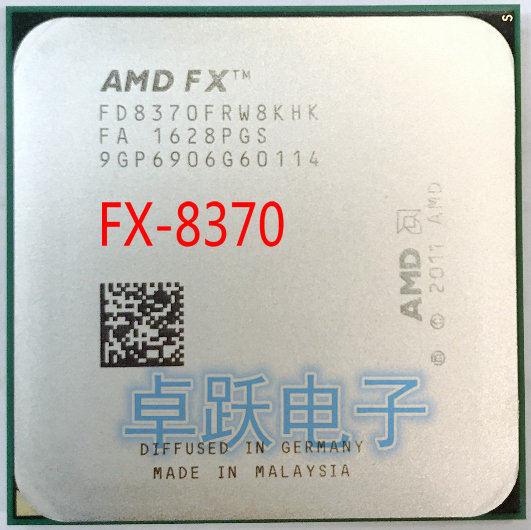 US $110 88 |Original AMD CPU AMD FX 8370 FX 8370 fx 8370 AM3+ Eight  4 0GHZ4 3 16MB 125W fx 8370 free shipping-in CPUs from Computer & Office on