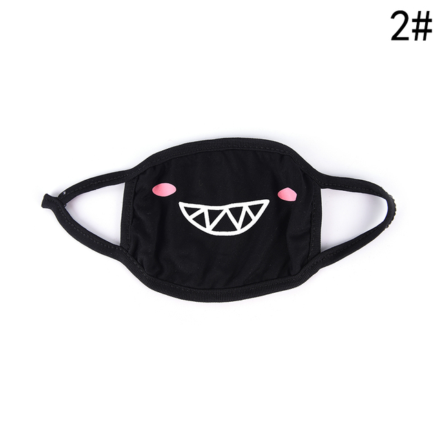 Cotton Dustproof Mouth Face Mask Unisex Korean Style Cycling Anti-Dust Cotton Facial Protective Cover Masks 4