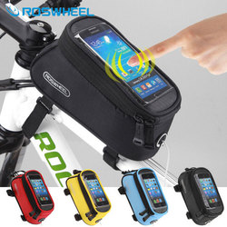 Naturalhome roswheel bicycle front bag mountain bike accessories bicycle pannier sports bike phone mtb cycling bag.jpg 250x250