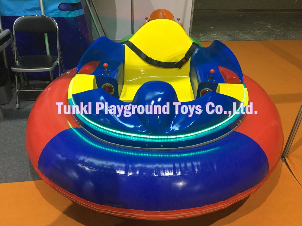 Amusement Park Rides Equipment Battery Operated Dodgems/Electric Bumper Cars