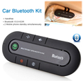V3.0+EDR Bluetooth Car Sunvisor Handfree Multipoint Speakerphone Wireless Bluetooth MP3 Player Speaker Hand-free Kits