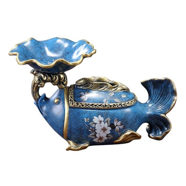 تمثال السمكة متعددة الاستعمالات ديكور و اكسسوارات