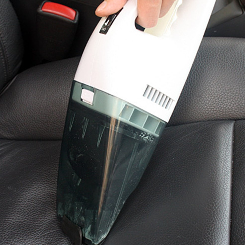 2.5m Cable 60W Portable Car Vacuum Cleaner Universal Wet Or Dry Car Vacuum Cleaner Auto Styling Accessories