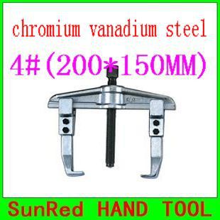 sliding Arm Type 2-jaw Gear Puller Genteel Bestir Taiwan Excellent Quality Vanadium Steel 4# 200*150mm ,no.08204 To Clear Out Annoyance And Quench Thirst