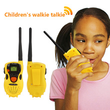 Toy Walkie Talkie Phones Set 2 Pcs Ni Os for Kids Children Baby Hand Talkies Educational Games Watch Gadgets Smart Electronics