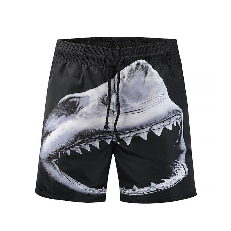 2019 Summer Beach   Short   Swimwear Men Swimming   Shorts   Quick Dry   Board     Shorts   Men's Swimming Trunks Male Swimsuit Surfing Bermuda
