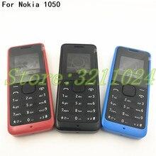 Nueva carcasa para teléfono móvil completa de buena calidad + teclado para Nokia 105 1050 RM1120 Rm908