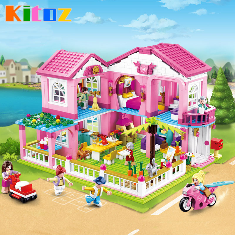 Small Room Box Kit Dhw021: Kitoz DIY Doll House Miniature Small Room Box Dollhouse