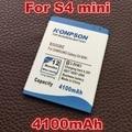 3.8 v 4100 mah b500be/b500ae para samsung galaxy mini s4 i9190 i9192 i9195 i9198 s4mini/para samsung s4 mini bateria
