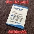 3.8V 4100mAh B500BE / B500AE For Samsung galaxy mini s4 i9190 I9198 I9192 i9195 s4mini / For Samsung S4 Mini battery