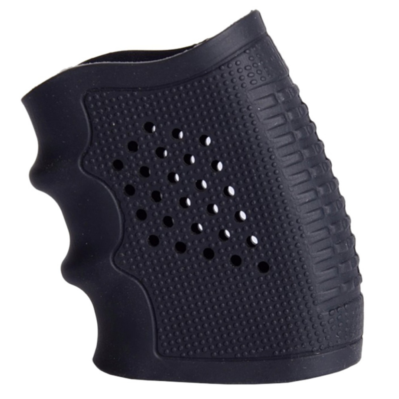Tactical Pistol Rubber Grip Glove Cover Sleeve Anti Slip for Most of Glock Handguns Airsoft Hunting Accessories