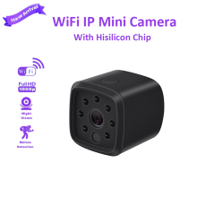 Q10 Micro Camera WIfi IP Mini Espia Full HD 1080P Secret Mobile APP Remote Control DVR Night Vision Cam