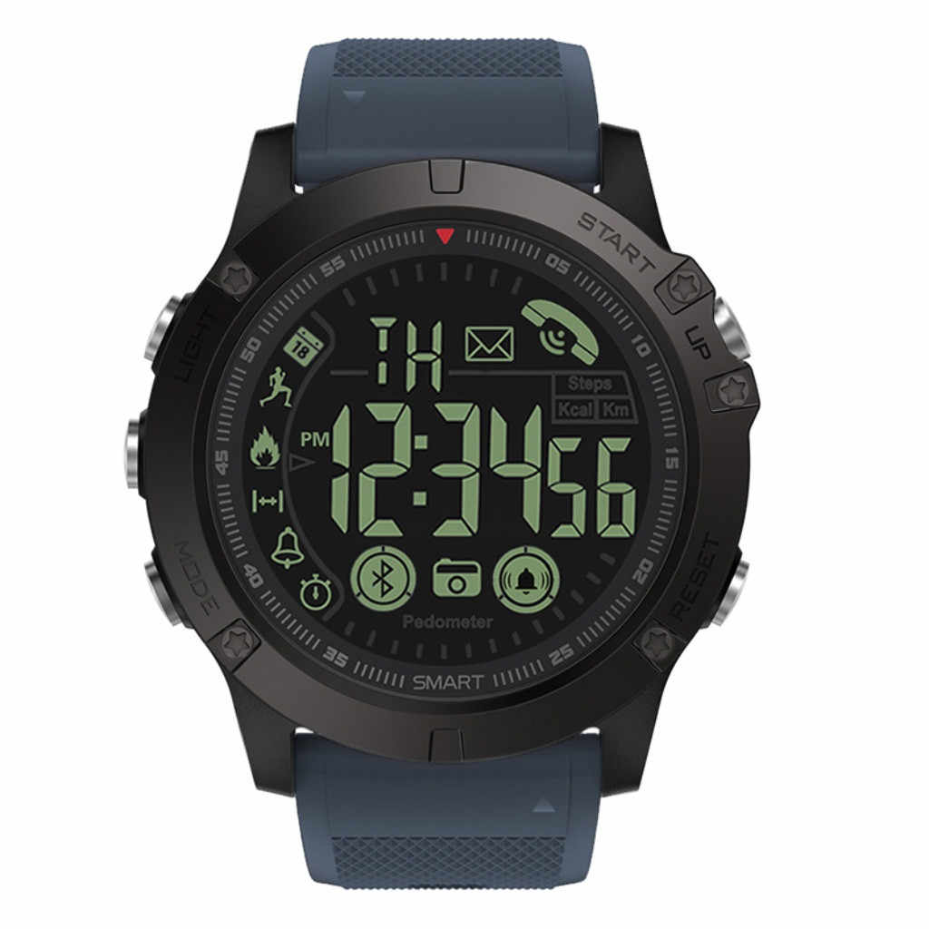 HIPERDEAL Fashion Luxury Latest 2019 T1 - Flagship Rugged Grade Super Tough Waterproof Smart Watch 30-month Standby May22