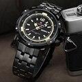 Relojes Para Wen Brand NAVIFORCE Reloj Militar Impermeable reloj de Cuarzo de Negocios de Lujo Relogio masculino LX58