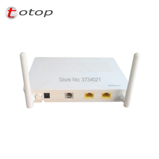 hua wei HG8326R wireless Gpon ONT with 2 ethernet + 1 voice + wifi, H.248 & SIP Same function as HG8345R GPON ONU ONT