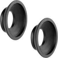 19 Eyecup Eyepiece Dk-19 Rubber Eyecup Viewfinder For Nikon D810 D5 D4S D4 D3X D3S D3 D700 D800 D800E D2Xs D2X D2 Hf6 (2Pack) (3)