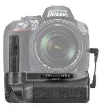 Neewer Pro Аккумулятор Ручка (Грипсы) для DSLR Камер Nikon D5100 5200 D5300  Совместимы с Батареи EN-EL14