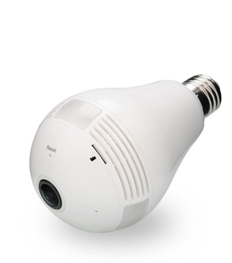 360 Degree 1.3MP Fish Eye Lens Wireless Intercom IP Camera