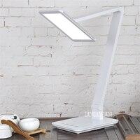 XG6001 LED Dimmbare Schreibtisch Lampe 12W Auge pflege Touch Empfindliche Tageslicht Klapp Schreibtisch Lampen Lesen Lampen Schlafzimmer Lampe mit USB Port lamp with usb port led dimmable desk lampdimmable desk lamp -